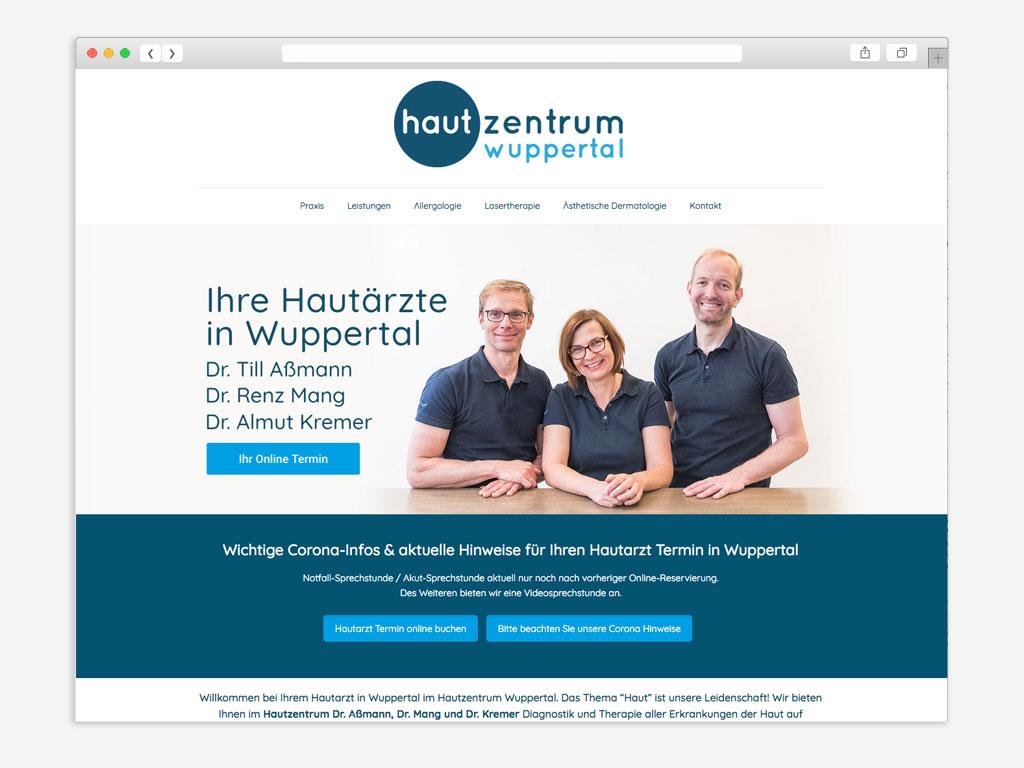 Webdesign-Beispiel-Aerzte-website-hautarzt