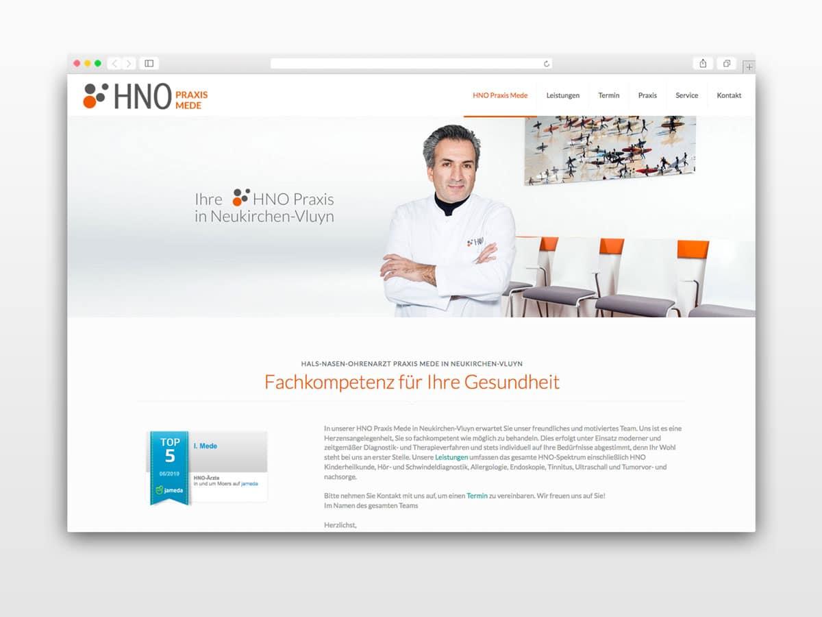 Webseite-Beispiel-HNO-Arzt