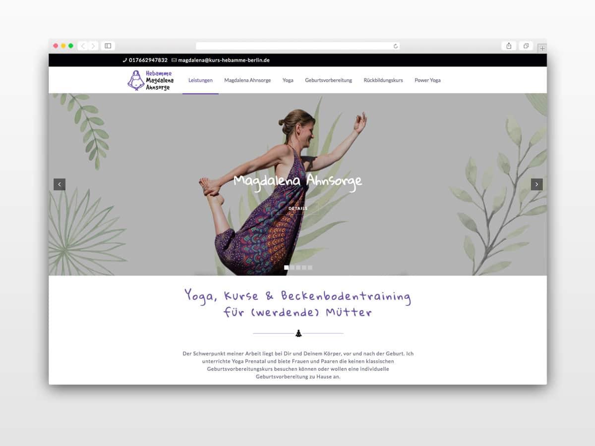Webseite-Referenz-Hebamme-Yoga