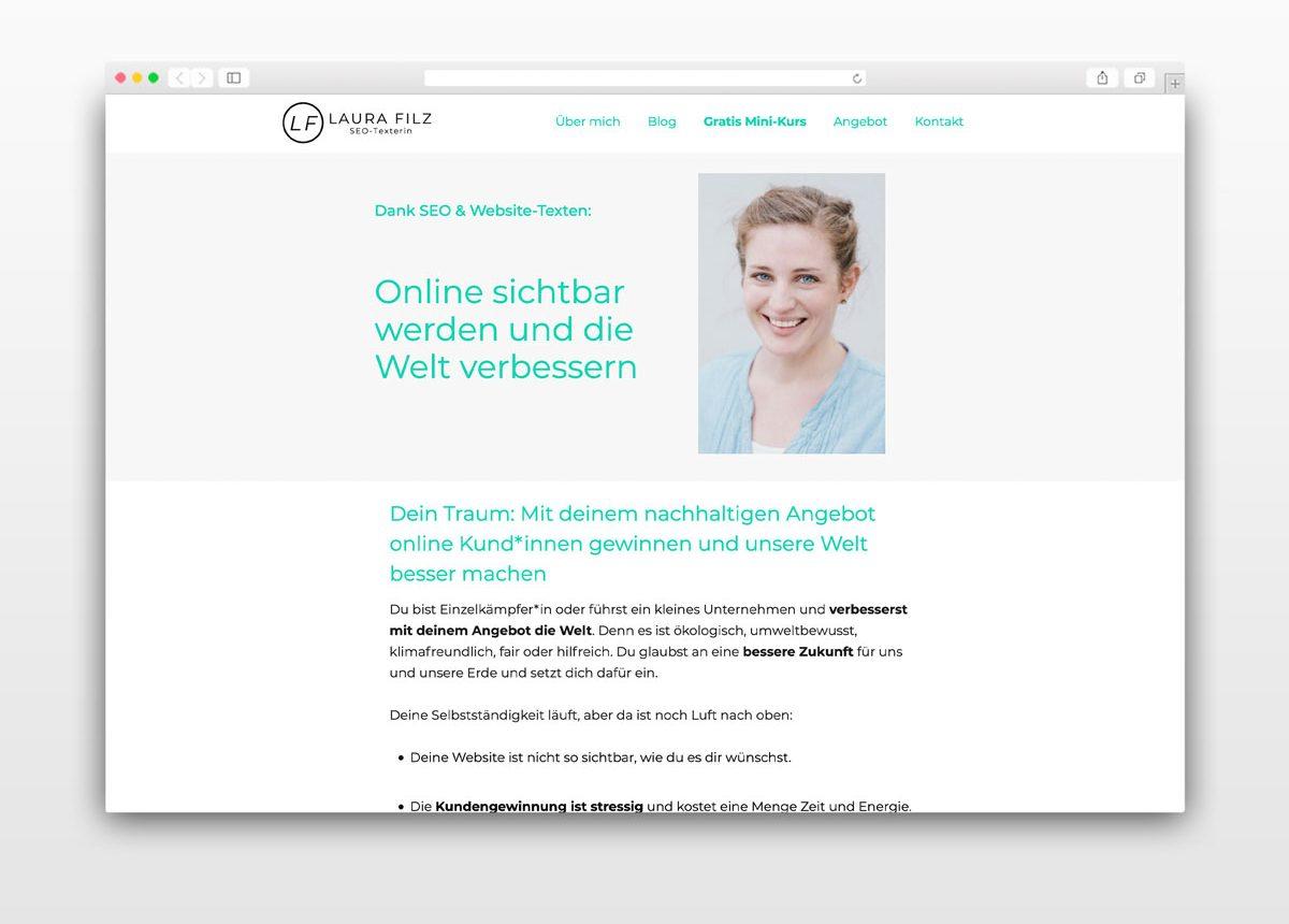 Webdesign-Seo-Texterin