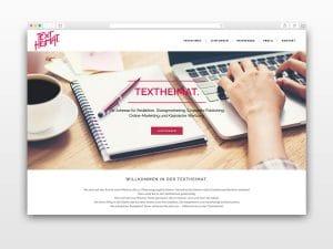 Webseite-Referenz-Text
