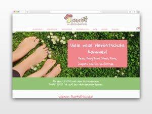 Webshop-Referenz-Tildaleins
